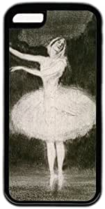 Ballet Dance Painting Theme Iphone 5C Case