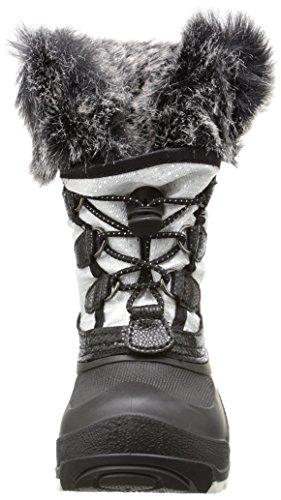 Kamik Powdery Winter Boot (Toddler/Little Kid/Big Kid) White