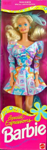 special-expressions-barbie-doll-woolworth-special-edition-1992