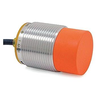 ifm - IIS245 - cilíndrico sensor de proximidad, Metal Material Básico, 3 alambre NPN circuito tipo, no modo de salida: Amazon.es: Amazon.es