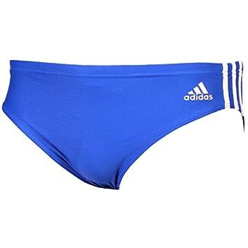 a62debfddd adidas Boys 3-Stripes Trunks - Royal Blue/White: Amazon.co.uk: Sports &  Outdoors