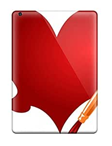 Ipad Air Hard Case With Awesome Look - LCzalOE4720gTDZP