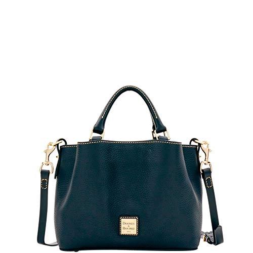 (Dooney & Bourke Pebble Grain Mini Barlow Top Handle Bag )