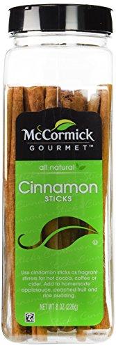 McCormick Gourmet Cinnamon Sticks, 8 Ounce