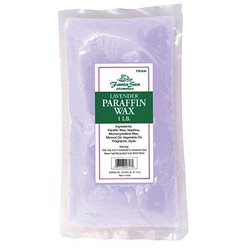FantaSea Peach Paraffin Wax, 1 Pound