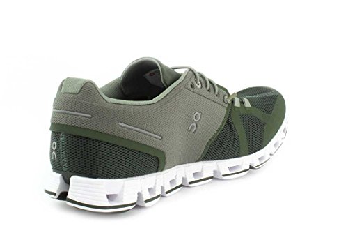 Scarpe Da Uomo Cloud Corsa On Verde Per O0BUq6E