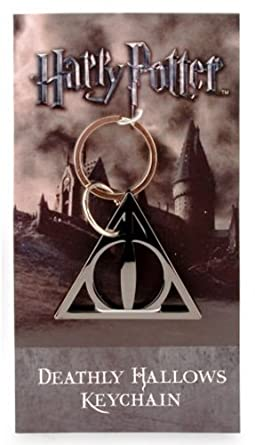 Harry Potter – Llavero, diseño de reliquias de la muerte ...