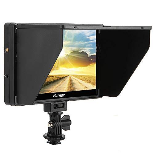 Viltrox DC-70HD 4K 7'' IPS HDMI LCD Camera Video Monitor for Canon DSLR BMPCC Nikon ()