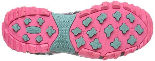 a 98bd CMP Fluo pink Atlas marina Chaussures Navy Femme Trail de Bleu PzOBPS