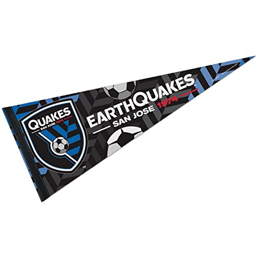 fan products of SOCCER San Jose Earthquakes Premium Pennant, 12