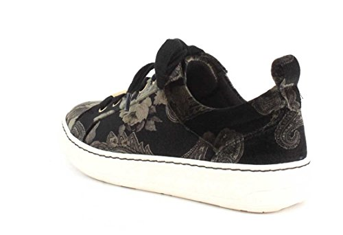 Earthies Womens Zag Sneaker Brown