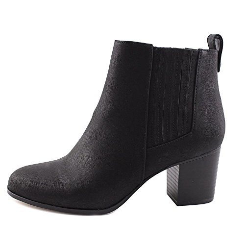 INC International Concepts Womens fainn Closed Toe Ankle Chelsea Boots Black DDbUArD0
