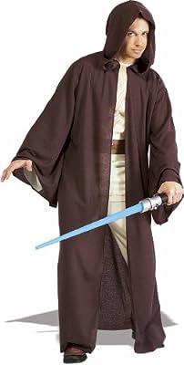 Star Wars Deluxe Hooded Jedi Robe Costume