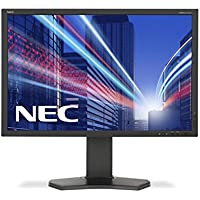 NEC P212-BK-SV MultiSync 21.3 Screen LED-Lit Monitor