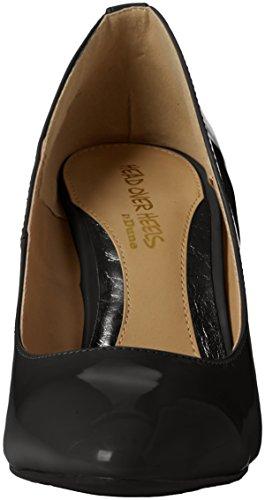 Heels Black Heels Over Black Toe Head Ava WoMen Closed Patent x8YCZ5qT