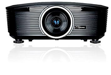 Optoma EH505 Video - Proyector (5000 lúmenes ANSI, DLP, WUXGA ...