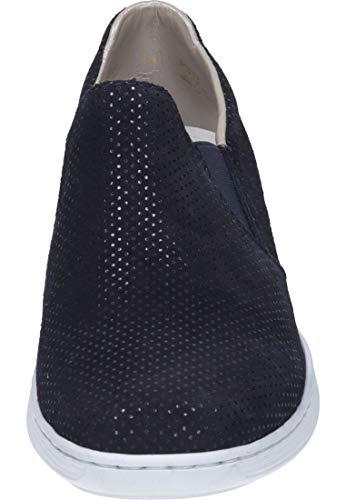 Donna weiss A Eu Bianco Sneaker Rieker Collo M2770 81 Alto 81 42 P8OwBqYtw