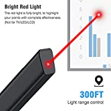 DinoFire Presentation Clicker Laser Pointer for