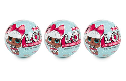 Mga L O L  Surprise Doll Series  3 Pack