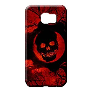 samsung galaxy s6 edge Classic shell PC Perfect Design mobile phone carrying covers gears of war 3 game official