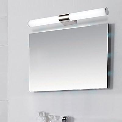 LUMINTURS(TM) 10W/12W/16W/24W LED SMD Wall Sconce Mirror Front Light Tube Makeup Dresser Lamp Fixture