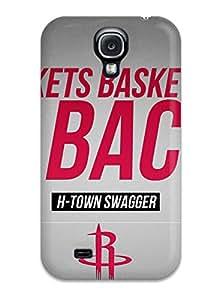 Nora K. Stoddard's Shop Discount EN8D0G98D2LUPNJA houston rockets basketball nba (55) NBA Sports & Colleges colorful Samsung Galaxy S4 cases