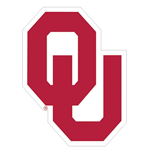 Oklahoma Sooners, XLarge Premium Die Cut Decal, CORN-HOLE, Made in the USA