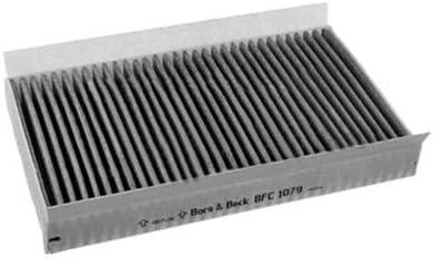BORG /& BECK AIR FILTER FOR LAND ROVER RANGE ROVER SPORT DIESEL 3.6 200KW