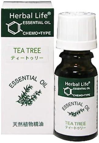 生活の木 エッセンシャルオイル ティートゥリー精油