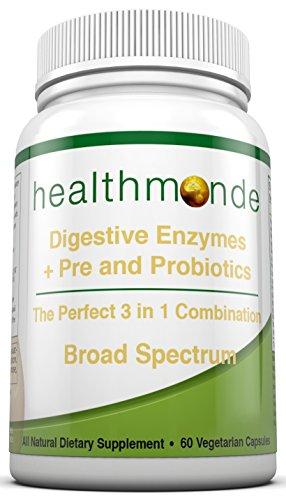 Digestive Enzymes Probiotic and Prebioti…