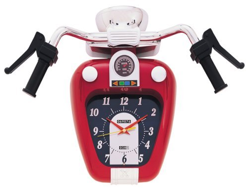 Super Cruiser Sound Motorcycle Wall Clock