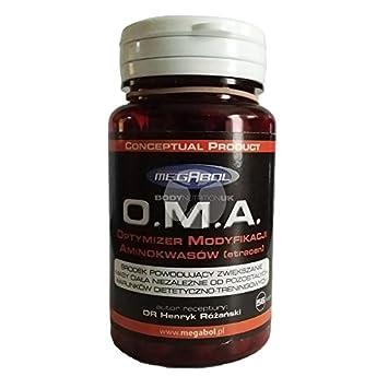 MEGABOL O.M.A Amino Acid DecarBOXYLATION ETRACEN OMA 56 Caps ...