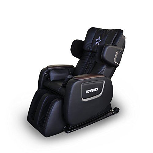 Full Body Zero Gravity Shiatsu Massage Chair Recliner w/Heat and Long...