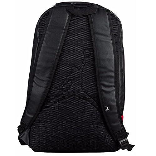 1891809abe7 80%OFF Nike Jordan Retro 12 Backpack W/ Laptop Pocket Black/Gym Red ...
