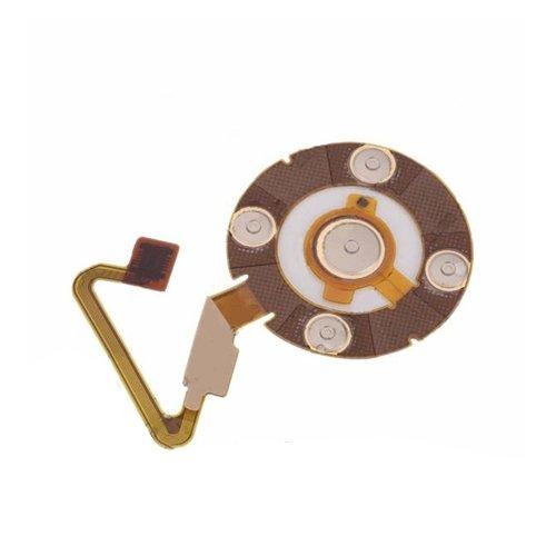 iPod Nano 5th Gen 5G Click Wheel W/ Flex Cable Ribbon ()