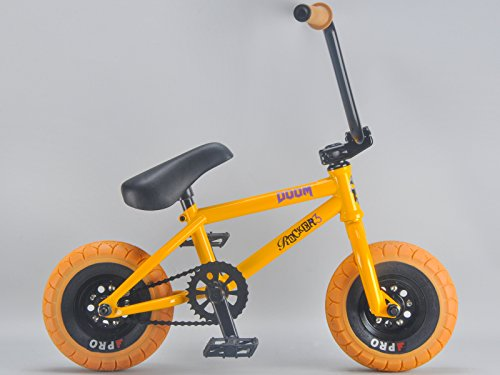 Rocker 3+ DOOM BMX Mini BMX Bike