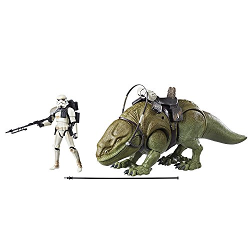 Collector Wan Series Obi (Star Wars The Black Series Dewback and Sandtrooper)