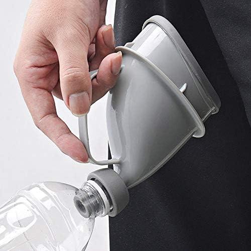 Fanville Urinoir Portable Portable Priv/é Toilettes durgence pour Camping Randonn/ée Conduite Hommes Enfants Mini Camping en Plein Air Voyage