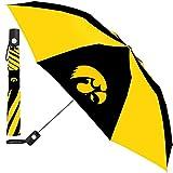 Iowa Hawkeyes Automatic Folding Umbrella