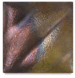 Amaco Raku Glaze - Pint - R-16 Copper Patina (Raku Glaze)