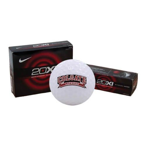 Colgate Callaway Chrome Soft Golf Balls 12/pkg 'Lacrosse'