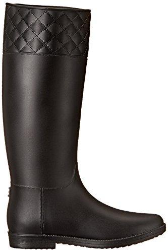 Chiamalo Spring Da Donna Rain Boot Da Pioggia Nero Sintetico