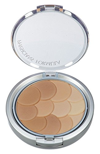 Physicians Formula Magic Mosaic Multi-Colored Custom Face Powder, Warm Beige/Light Bronzer, 0.3-Ounces (Mineral Bronzing Pearls)