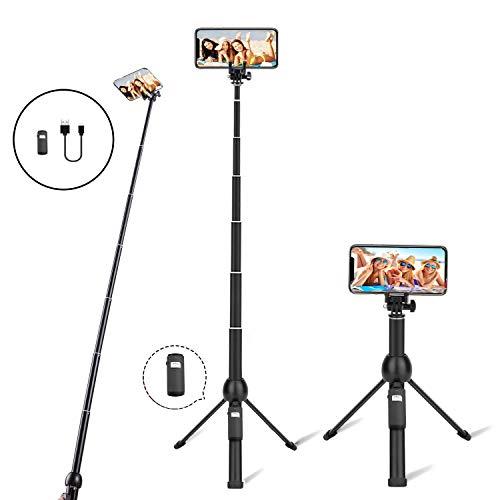 Eocean 45-Inch Selfie Stick Tripod