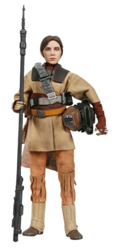 - Star Wars Leia Boushh 12 inch Action Figure by Sideshow Collectibles
