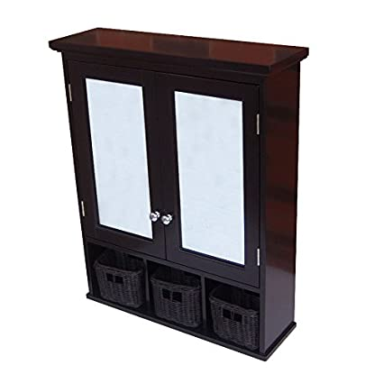 amazon com allen roth 25 in x 30 in ready to assemble 2 door rh amazon com allen roth medicine cabinet lowes allen roth medicine cabinet lowes