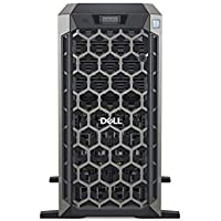 Dell PowerEdge T440 Tower Server with Intel Hex Core Xeon Bronze 3104 / 8GB / 1TB / 3Yr Basic Warranty