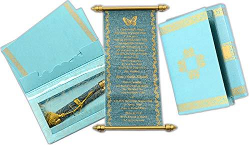 (Invitations Cards Kits for Wedding Bridal Shower Birthday (S1065))