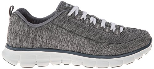 Synergy Women's Elite Sneaker Sport Gray Fashion Skechers Bt8q40wn