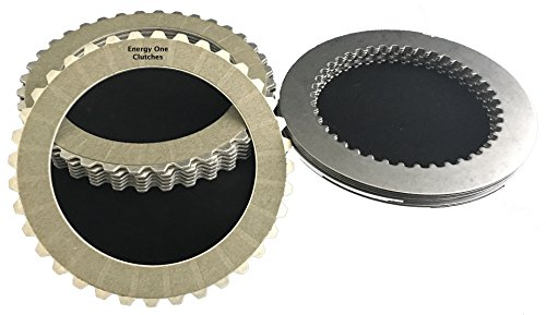 (Direct replacement clutch kit for Rivera Primo #1048-0001)